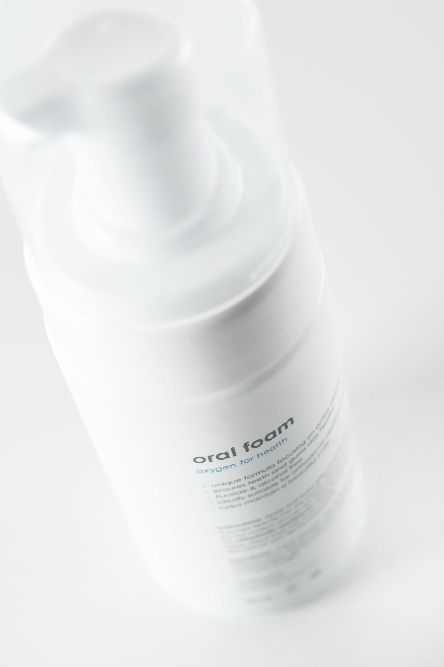bluem oral foam 500ml_sfeer 1