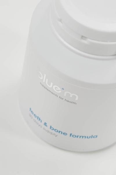 bluem teeth&bone supplement_sfeer 1