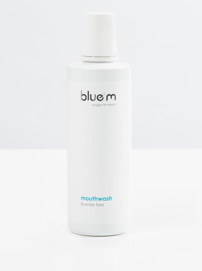 Mouthwash fluoride free groot
